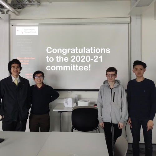 Committee of Imperial College Transport Society
