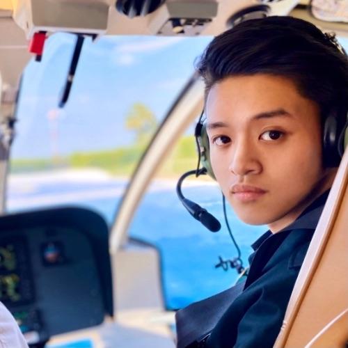 Aspiring amateur pilot